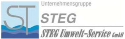 Logo STEG Umwelt-Service GmbH